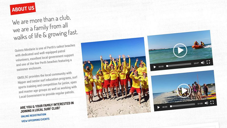 Quinns Mindarie Surf Life Saving Club 1
